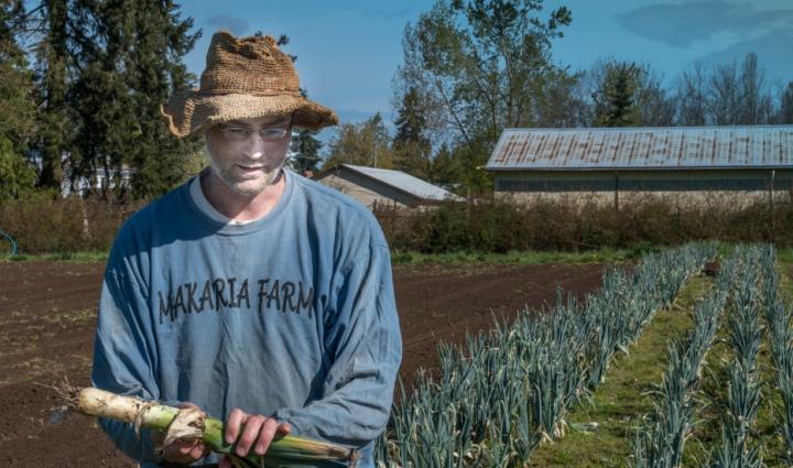 Makaria Farm - Duncan, BC